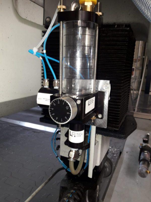 Plate-REG 2 EXIT, Abrasive Regulator 2021 - Waterjet Production Academy GmbH