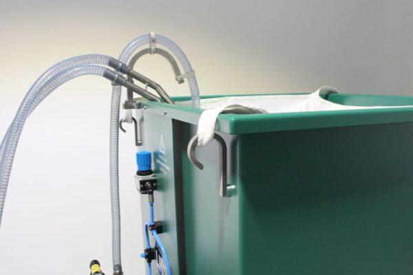 WodaGarnetClean 2021 - Waterjet Production Academy GmbH